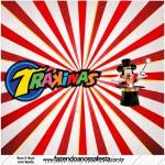 Mini Trakinas Mickey Circo