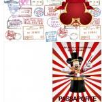 Passaporte Mickey Circo