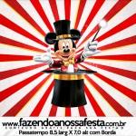 Passatempo Mickey Circo