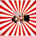 Pe de Moleque Yoki Mickey Circo