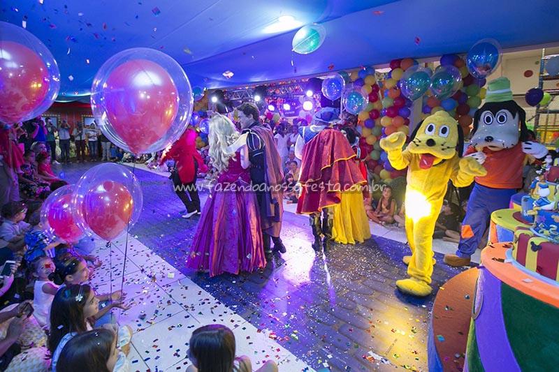 Personagens festa Disney Perylampo Festas