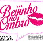 Plaquinhas Formatura - Beijinho no Ombro 2