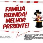 Plaquinhas Mickey Circo 6