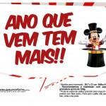 Plaquinhas divertidas Mickey Circo 8