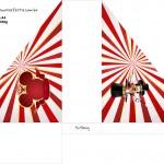Porta Guardanapos Mickey Circo