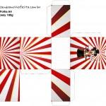 Porta Tubetes Mickey Circo