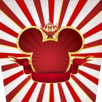 Pote Pipoca Sacolinha Surpresa Mickey Circo - Parte 2