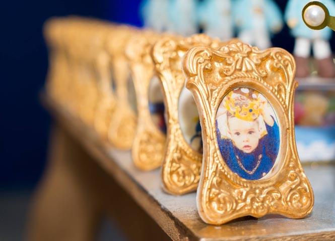 Quadro Ideias para Festa Príncipe Arthur