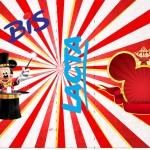 Rotulo Bis Duplo Mickey Circo