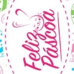 Rotulo Bis Rosa para Pascoa Ovinhos 2