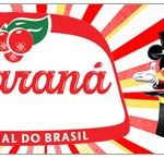Rotulo Guarana Caculinha Mickey Circo