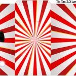 Rotulo Tic Tac Mickey Circo