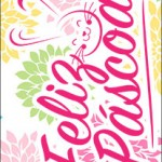 Rotulos Bis Rosa para Pascoa Flores