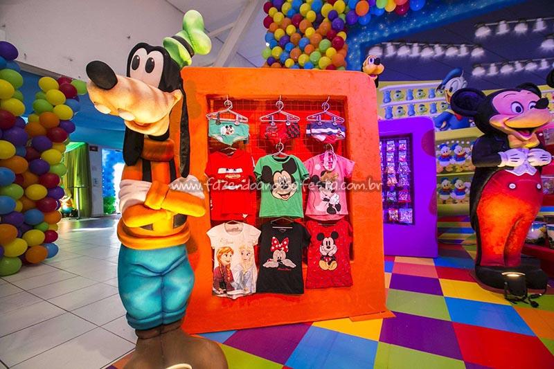 Roupa festa Disney Perylampo Festas