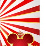 Tag Agradecimento Mickey Circo