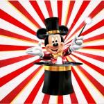 Tubetes Mickey Circo