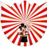 Tulipa Kit Festa Mickey Circo