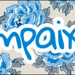Bis 1 Caixa Bis Dia das Mães Floral Azul