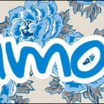 Bis 12 Dia das Maes Floral Azul