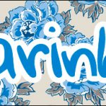 Bis 15 Caixa Bis Dia das Mães Floral Azul