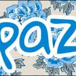 Bis 19 Dia das Mães Floral Azul