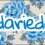Bis 2 Caixa Bis Dia das Mães Floral Azul