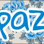 Bis 20 Dia das Mães Floral Azul