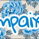 Bis 3 Caixa Bis Dia das Mães Floral Azul