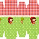 Caixa Sabonete Chapeuzinho Vermelho