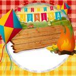 Convite Festa Junina 2