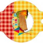 Enfeite Canudinho Festa Junina