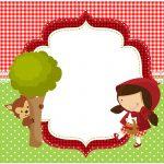 Marmita Grande Chapeuzinho Vermelho