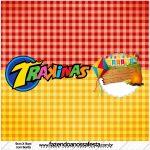 Mini Trakinas Festa Junina