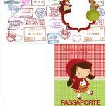 Passaporte Chapeuzinho Vermelho