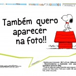 Plaquinhas Divertidas Snoopy 3
