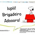 Plaquinhas Divertidas Snoopy 4