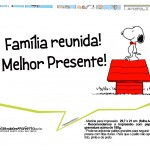 Plaquinhas Divertidas Snoopy 6