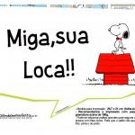 Plaquinhas Snoopy 10