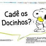 Plaquinhas Snoopy 16