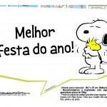 Plaquinhas Snoopy 17
