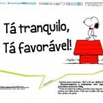 Plaquinhas Snoopy 2