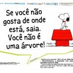 Plaquinhas Snoopy 20