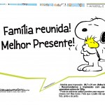 Plaquinhas Snoopy 24
