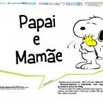 Plaquinhas Snoopy 26