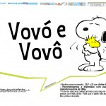 Plaquinhas Snoopy 27