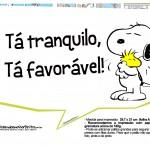 Plaquinhas Snoopy 28