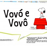 Plaquinhas Snoopy 3
