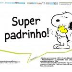 Plaquinhas Snoopy 30