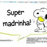 Plaquinhas Snoopy 31