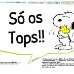 Plaquinhas Snoopy 33